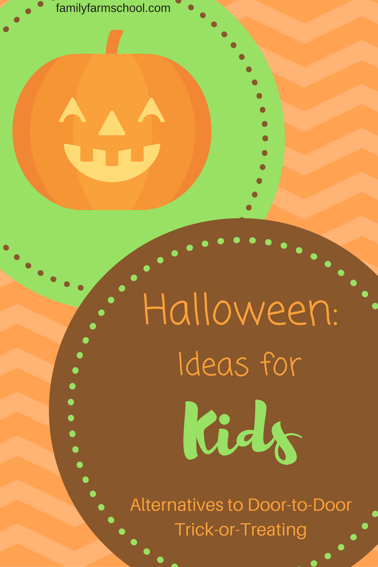 Halloween Alternatives to Door-to-Door Trick-or-Treating